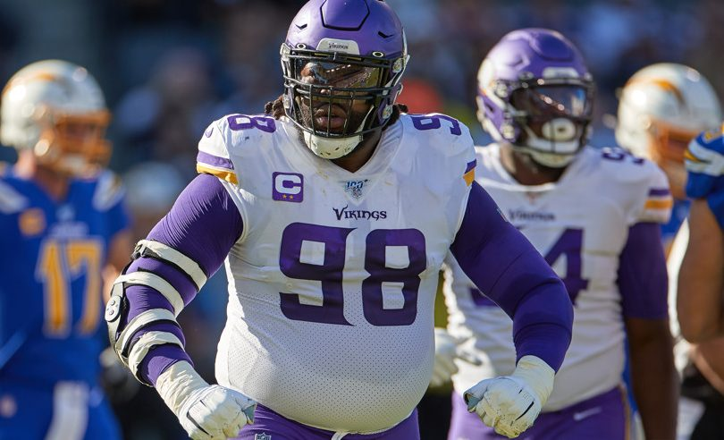 Linval Joseph and the Minnesota Vikings highlight our NFL Week 16 pick'em picks