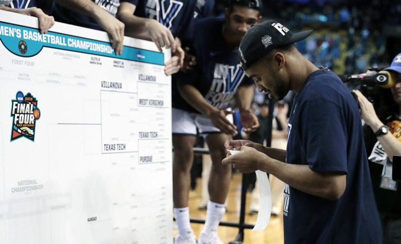 NCAA Tournament bracket strategy