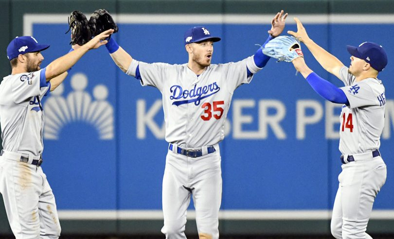 The Dodgers lead our 2020 MLB Projected Standings