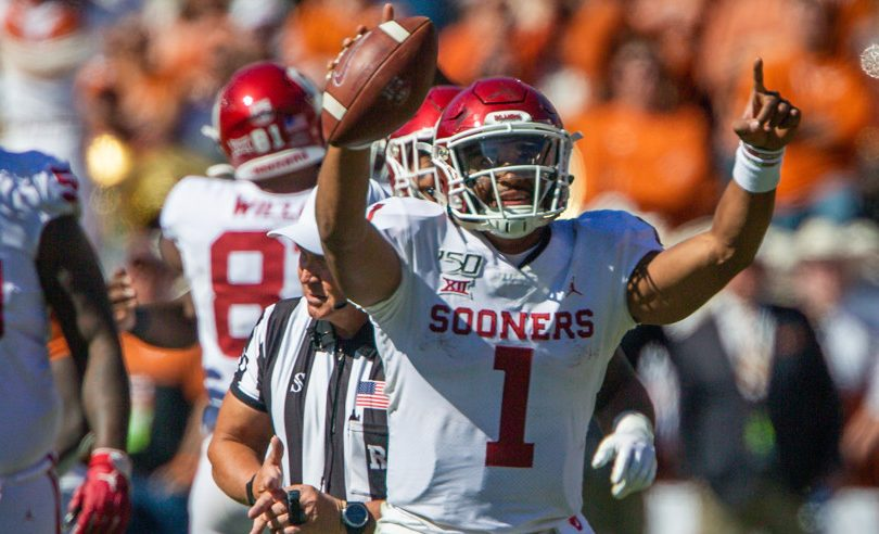 Jalen Hurts and Oklahoma are big underdogs to LSU. We cover that and other bowl game betting angles.