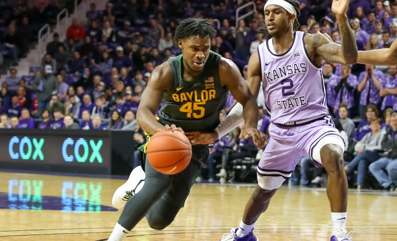 Baylor was the top seed in the Early Bracket Reveal